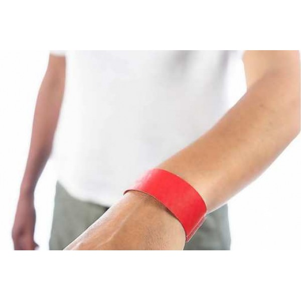 Tyvek Wristbands Unprinted (pack of 100)